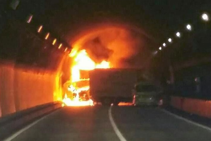 7 Passenger Vehicles >> Serious Fire Incidents